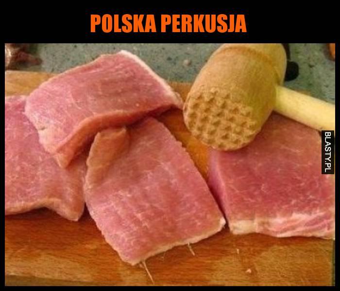 Polska perkusja