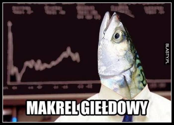 Makrel giełdowy
