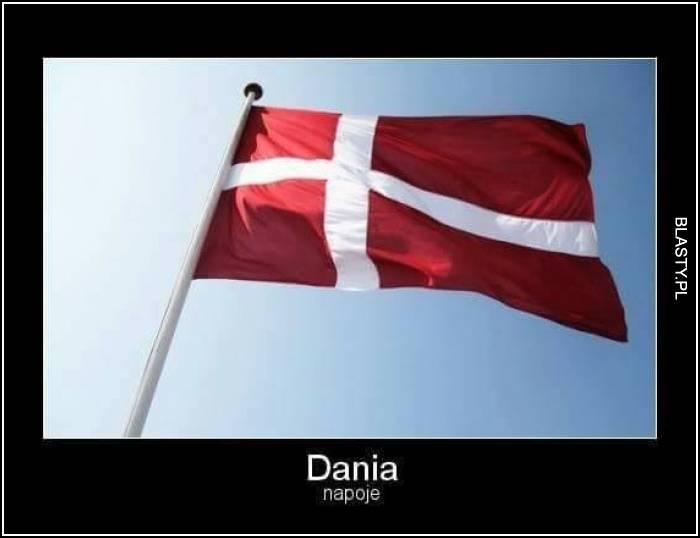 Dania - napoje