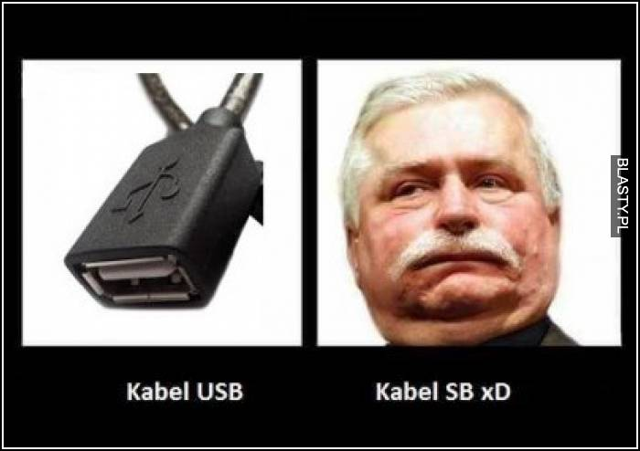 Kabel usb vs kabel sb