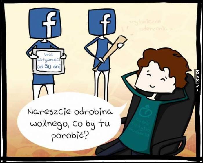 Facebook taki jest