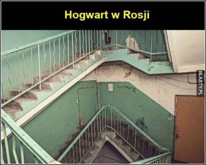 Hogwart w Rosji