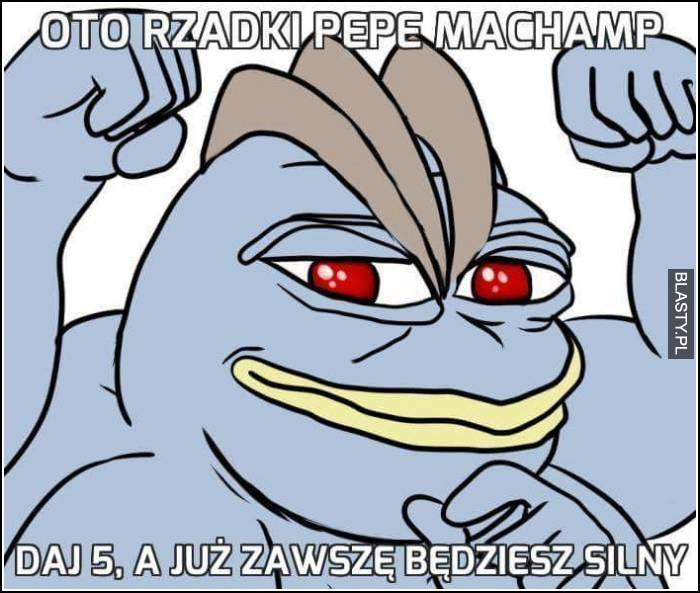 Pepe machamp
