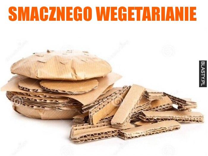 Smacznego wegetarianie