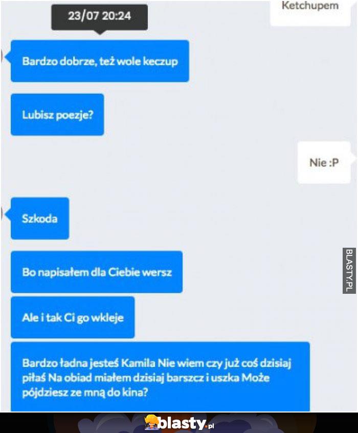 Śmieszne randki fałszywe sms