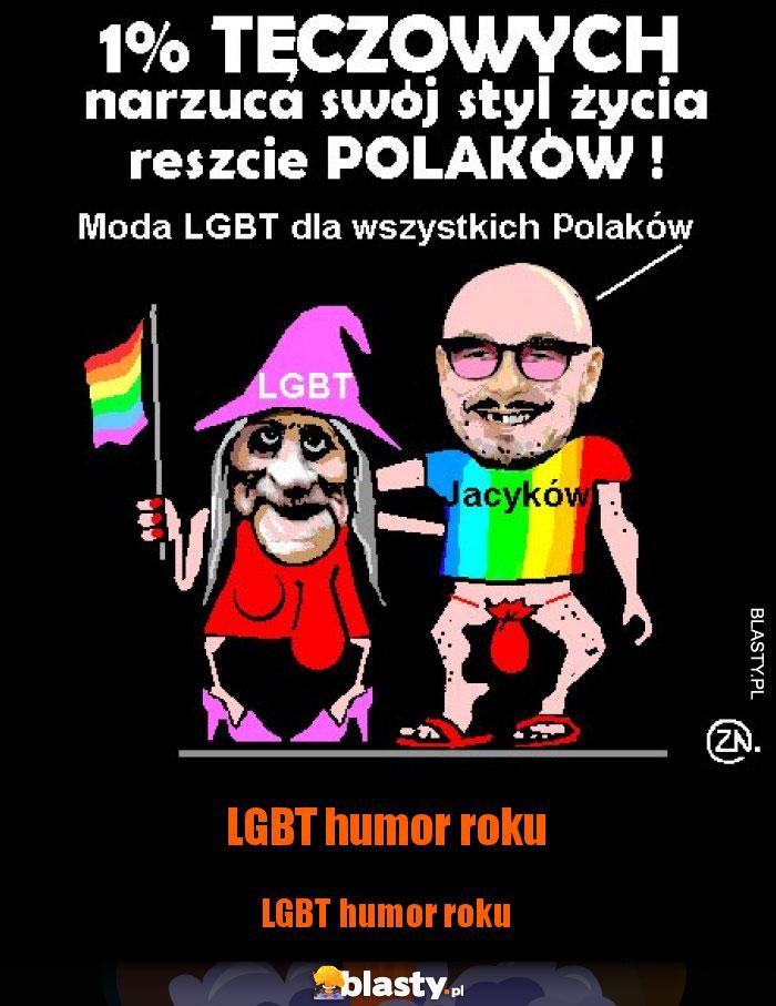 LGBT humor roku