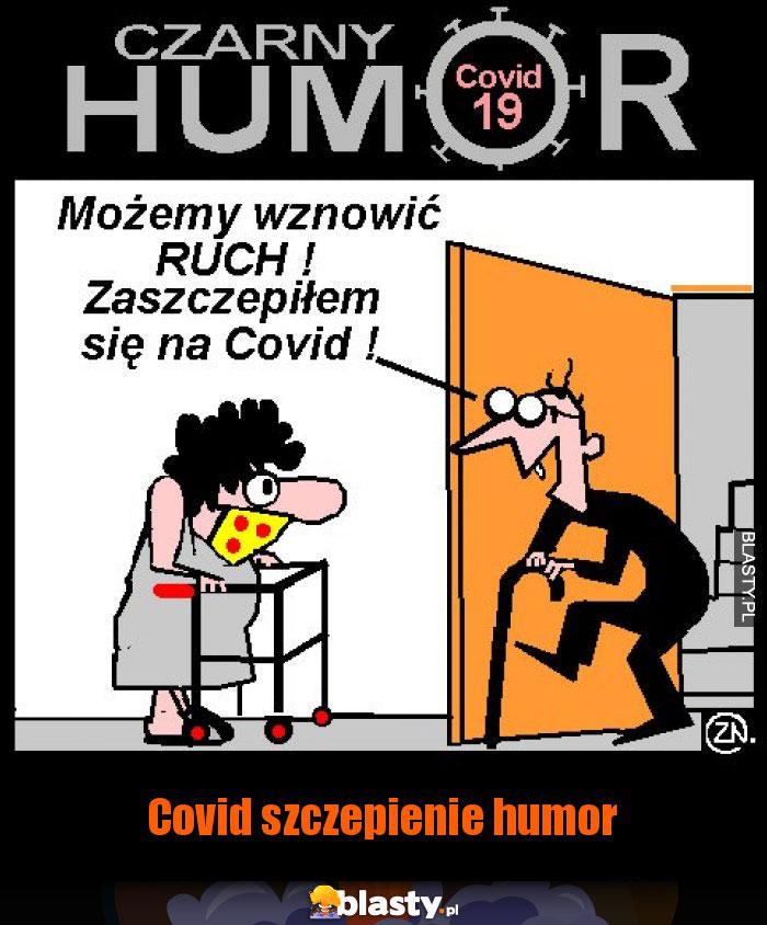 Covid szczepienie humor