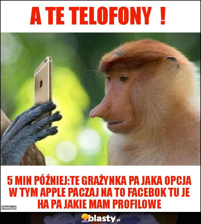 a te telofony  !
