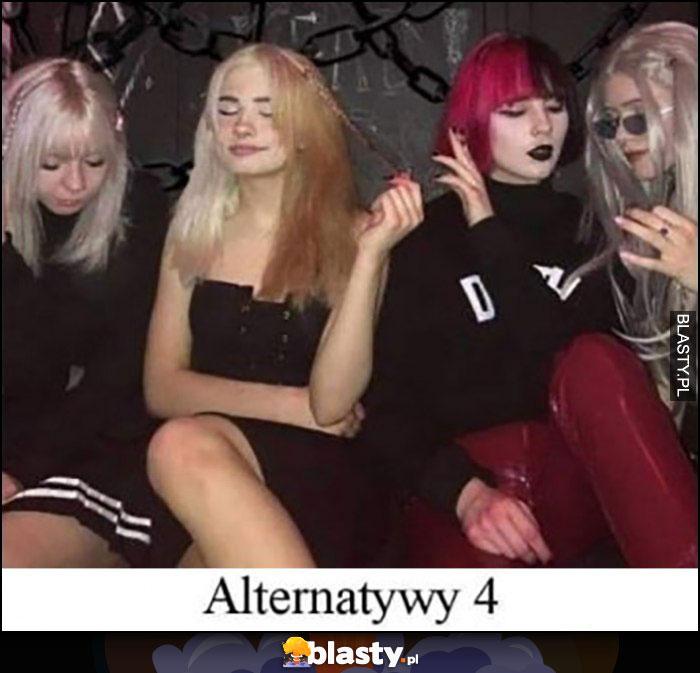 Alternatywy 4 cztery alternatywki