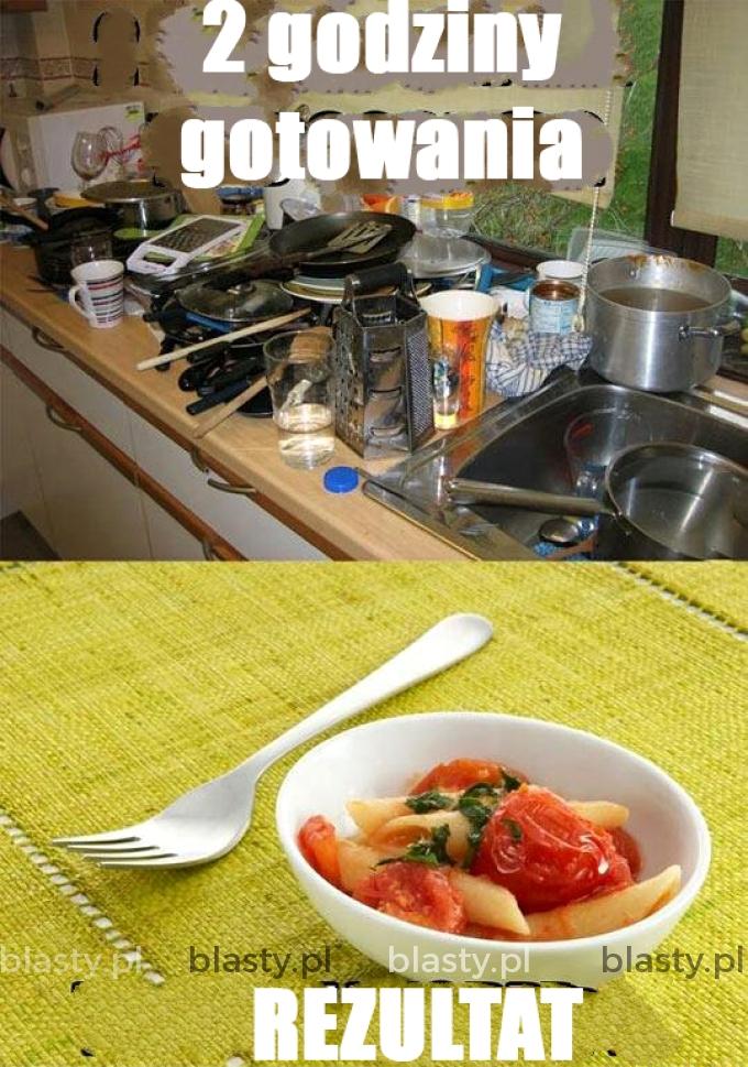 2h gotowania