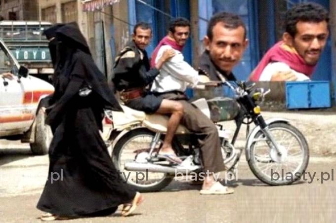 Ach te gorące Muzułmanki.