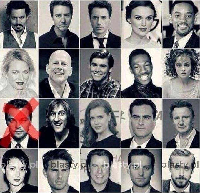 Aktorzy którzy nigdy nie otrzymali oskara