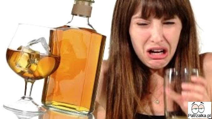 Alkohol nie ma smakować