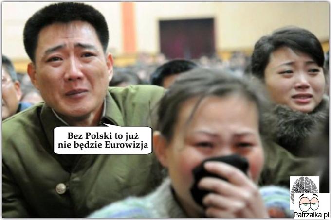 Bez polski to już nie będzie eurowizja