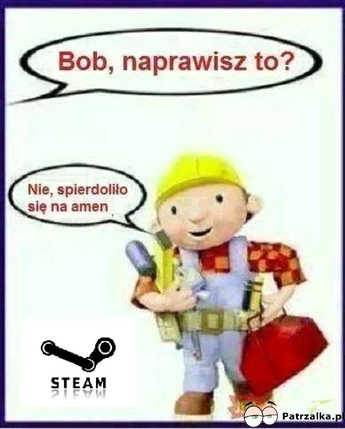 Bob czy uda się to naprawić ?