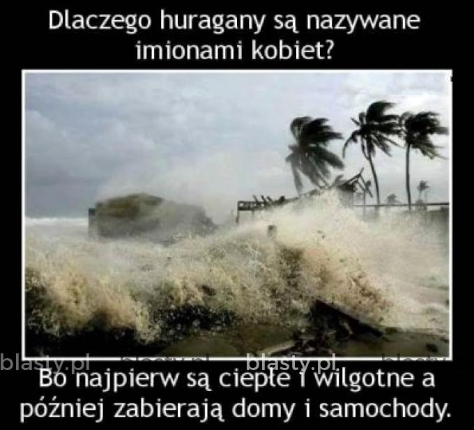Cała prawda o huraganach