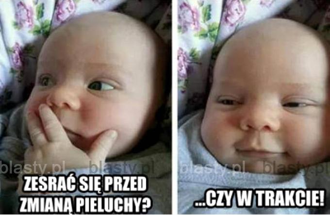 Dziecięcy dylemat