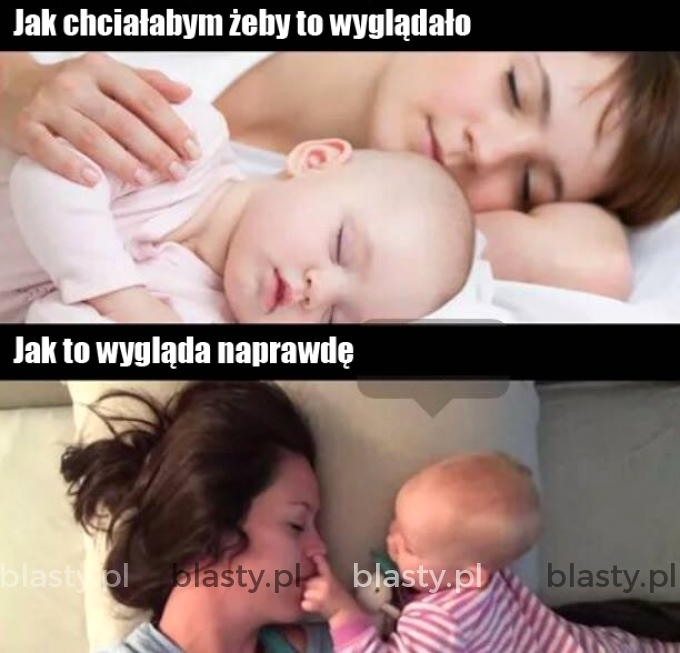 Dziecko, oczekiwania a rzeczywistość