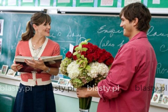 Dziękuje za kwiaty, ale wiesz, że i tak nie zdasz w tym roku?