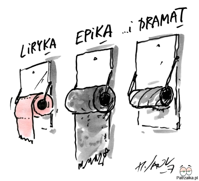 Epika, liryka i dramat