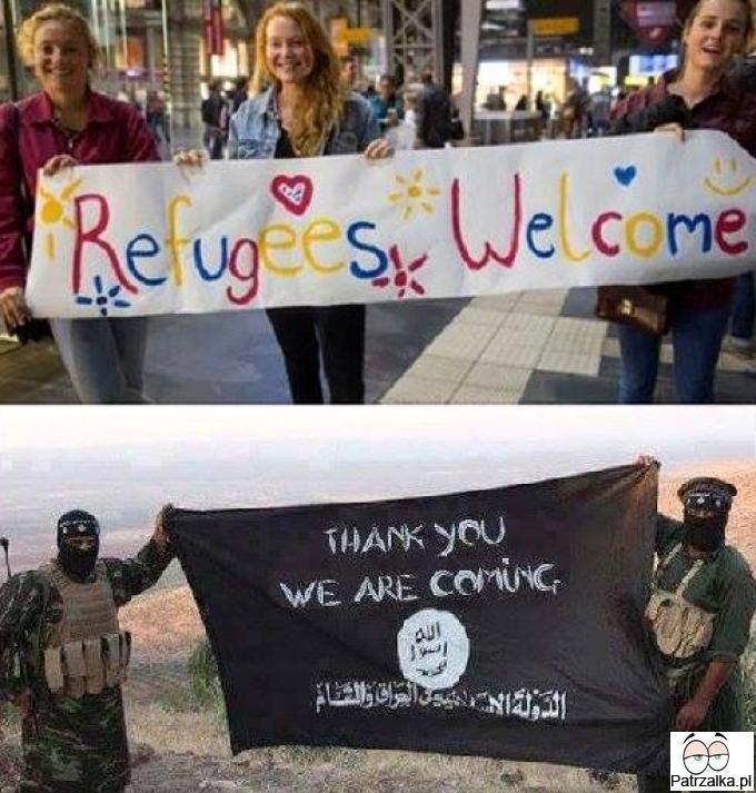 Imigranci - zapraszamy