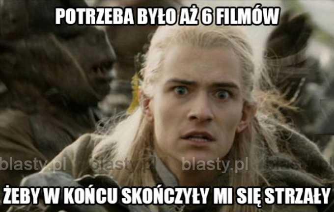Infiniti Legolas