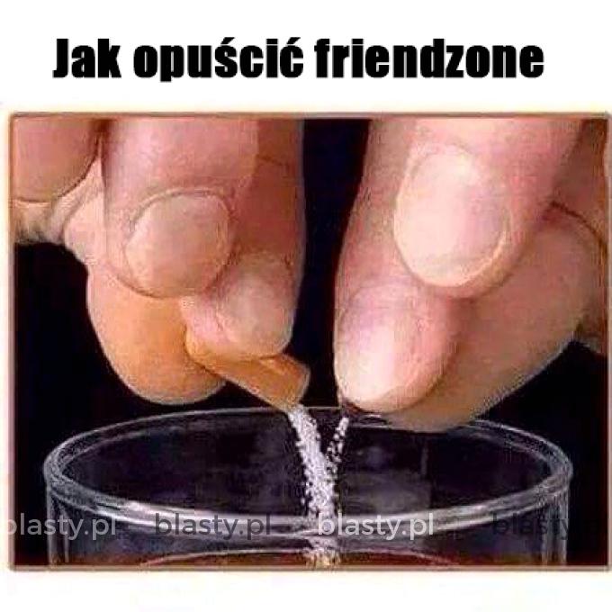 Jak opuścić friendzone
