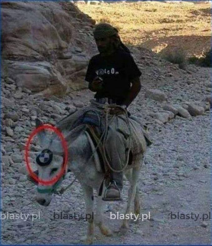 Jaki kraj takie BMW