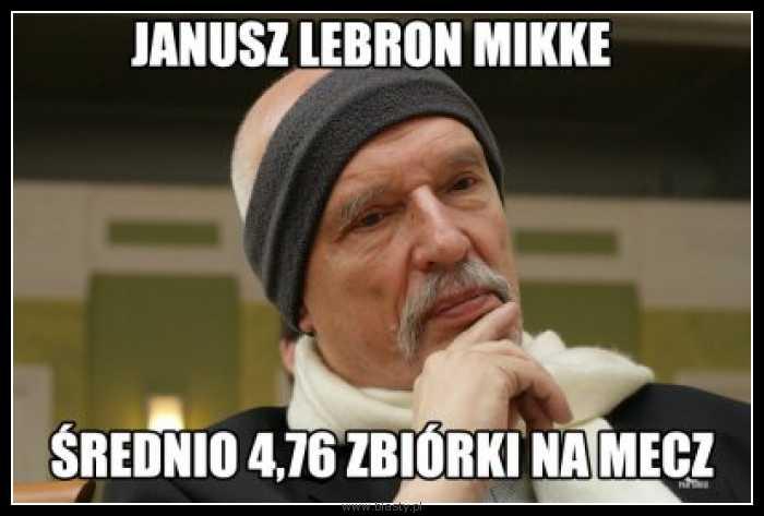 Janusz Lebron Mikke