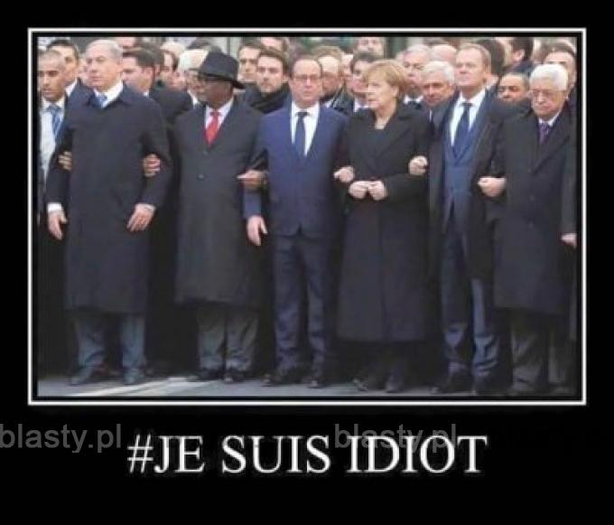 Je Suis Idiot