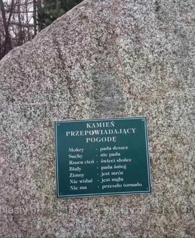 Kamień prawdę Ci powie