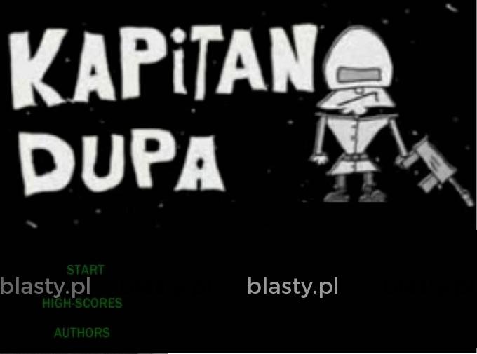 Kapitan dupa
