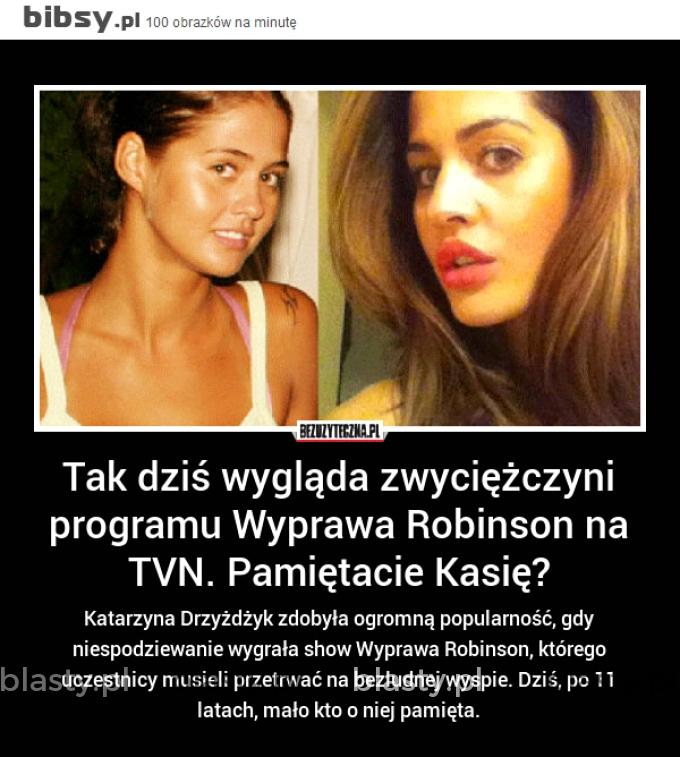 Katarzyna Drzyżdzyk:jestem wielka no nie?