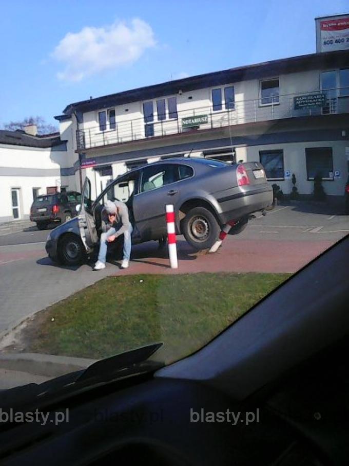 Kiedy jesteś mistrzem parkowania