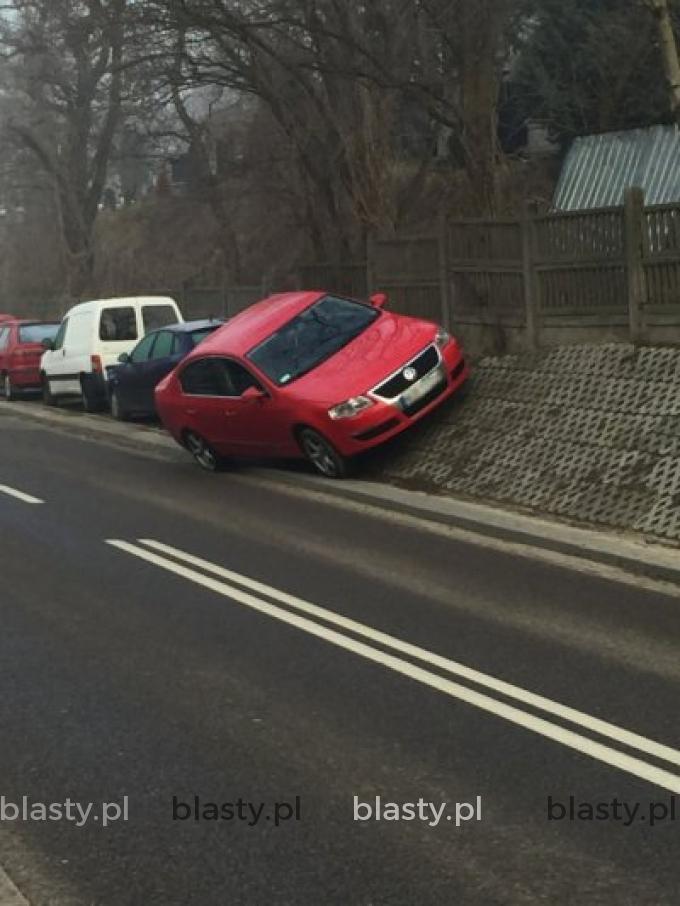 Kiedy jeździsz passeratti i masz gdzieś zasady parkowania