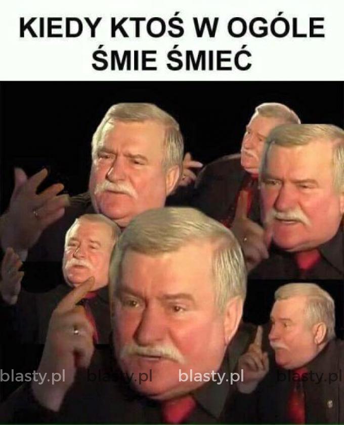 Kiedy ktoś w ogóle śmie śmiać