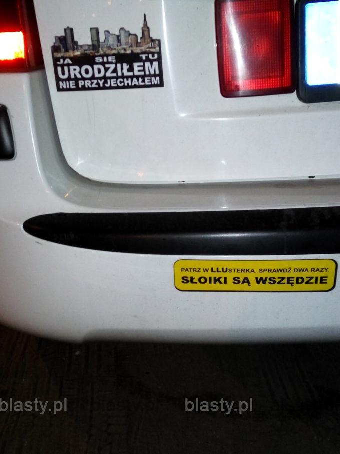 Kiedy Twoje życiowe sukcesy kończą się na urodzeniu w Warszawie