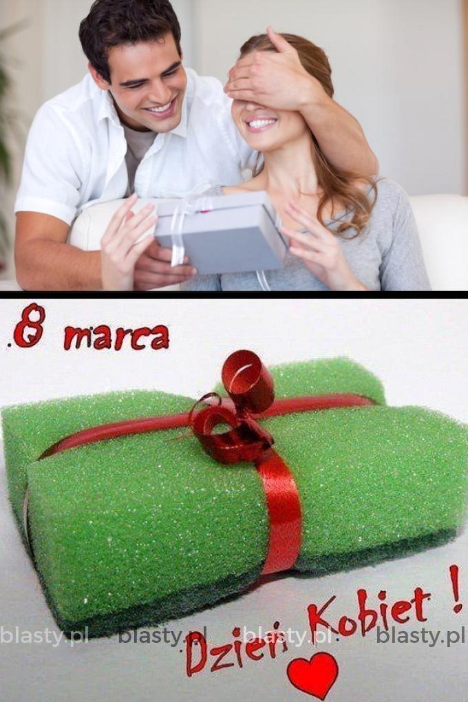 Kochanie... mam dla Ciebie prezent...