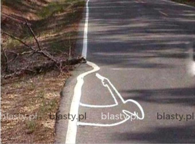 Kreatywność drogowców