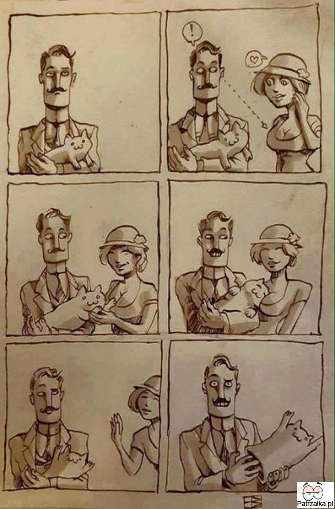 Kreatywność po męsku