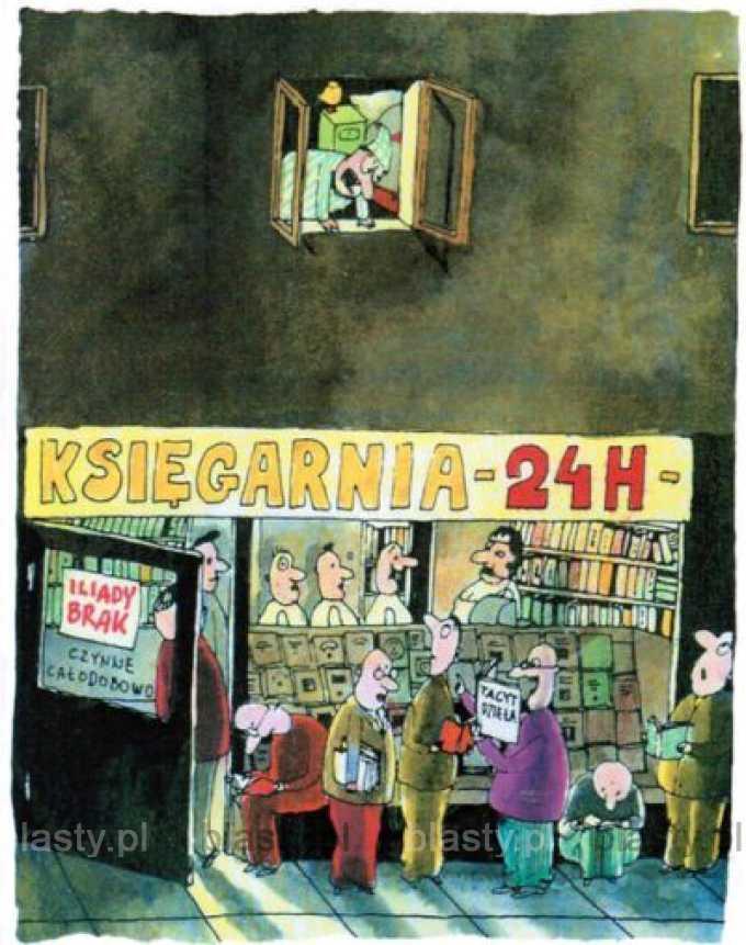 Księgarnia 24h