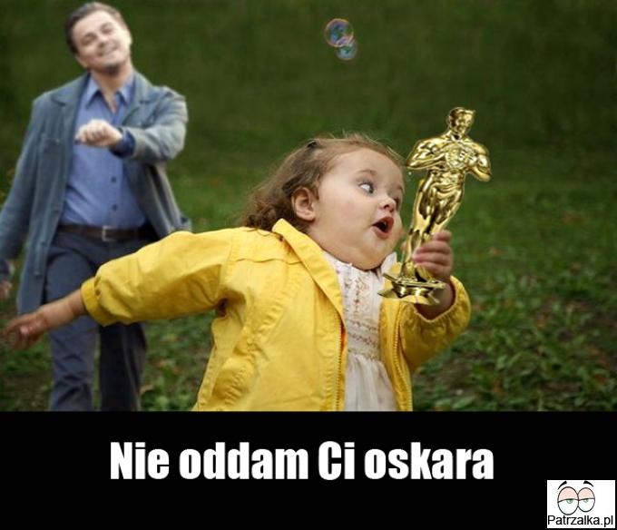Leonardo Dicaprio goni Oskara