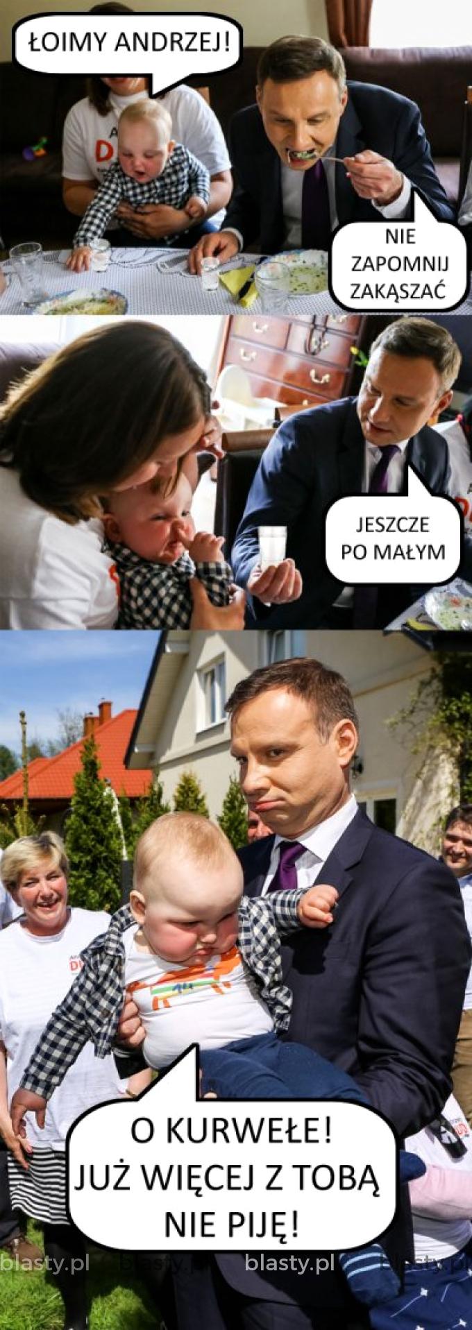 Łoimy Andrzej - nie zapomnij zakąszać