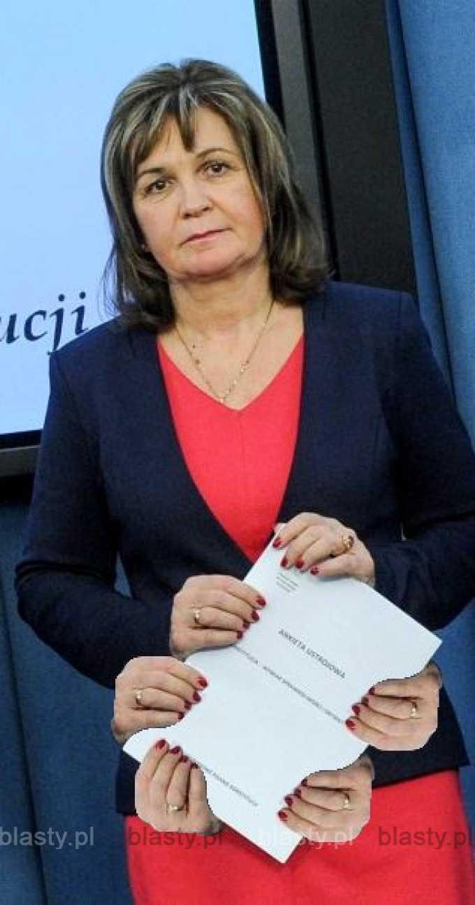 Małgorzata Zwiercian aka szybkie ręce