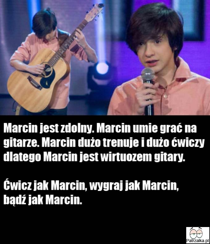 Marcin wirtuoz gitary
