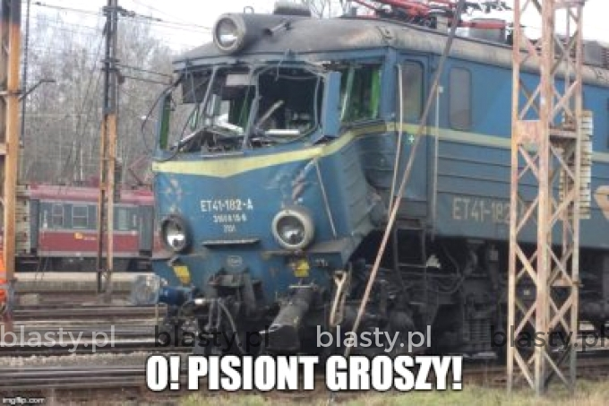 O pisiont groszy