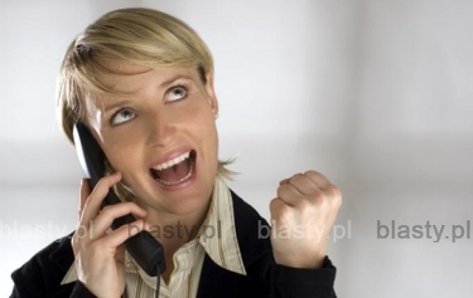 Oh yeah oddzwonił - teraz mu powiem, że nie mam czasu.