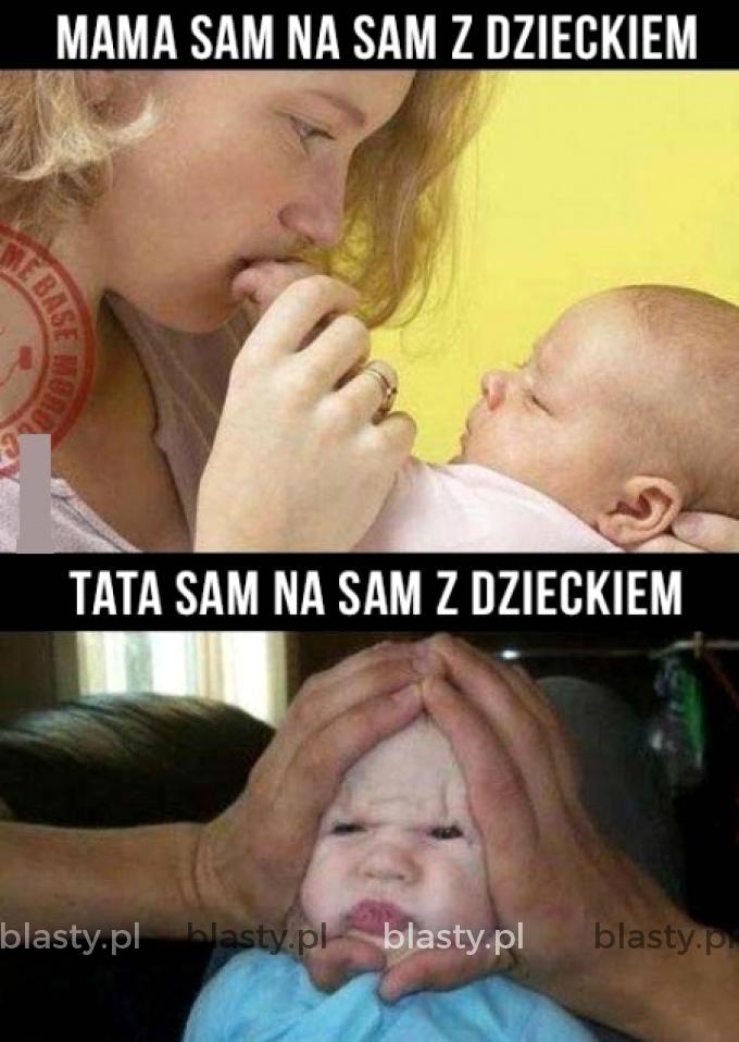 ojciec vs matka