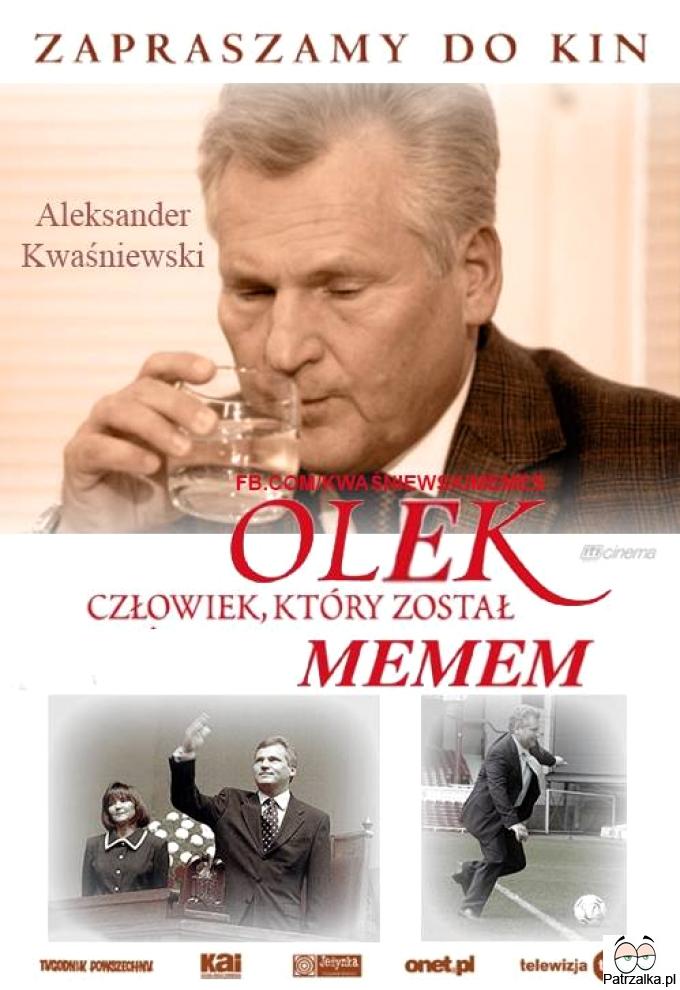 Olek - człowiek, który został memem
