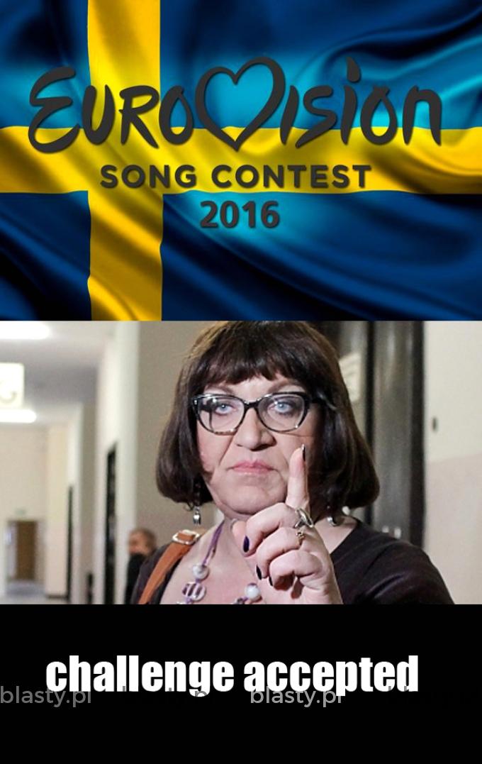 Ona ma szansę wygrać tą Eurowizję 2016.